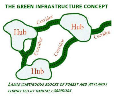 The Green Infrastructure Concept